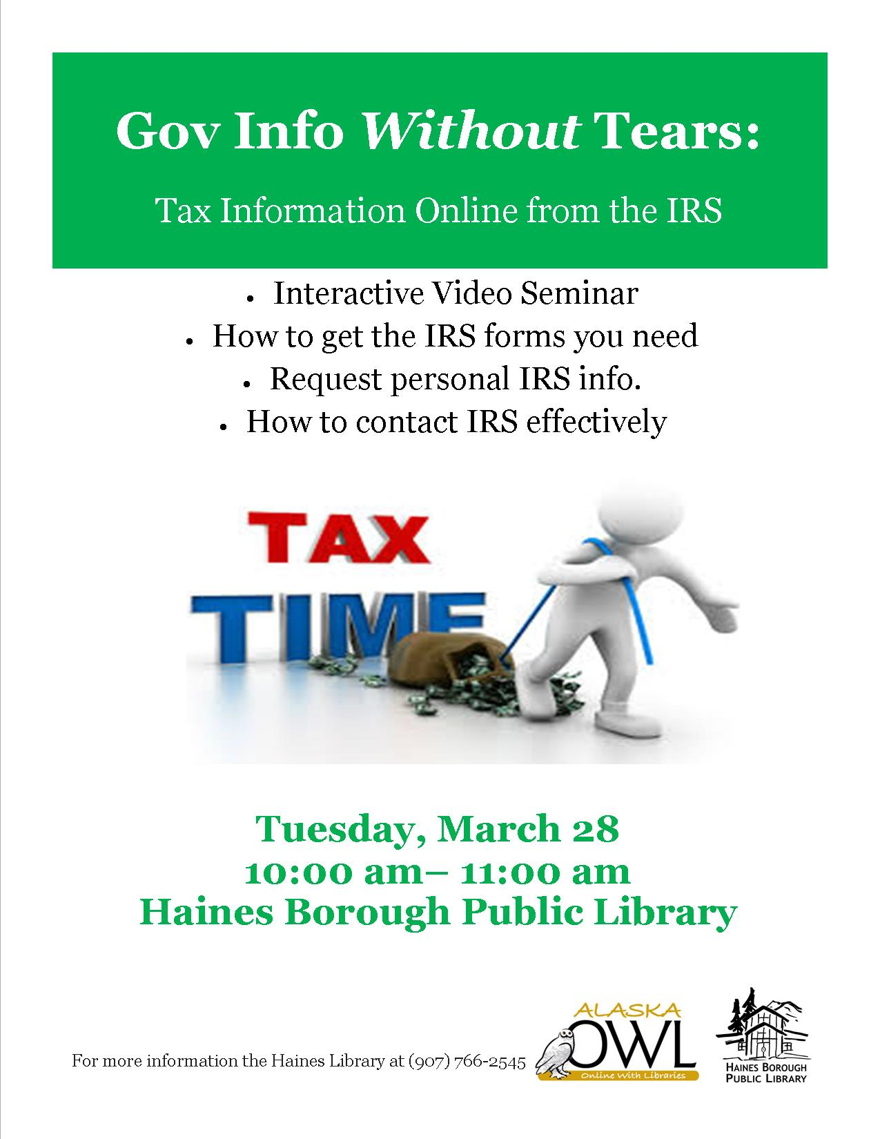 Gov info without tears tax information online from the irs haines gov info without tears tax information online from the irs falaconquin